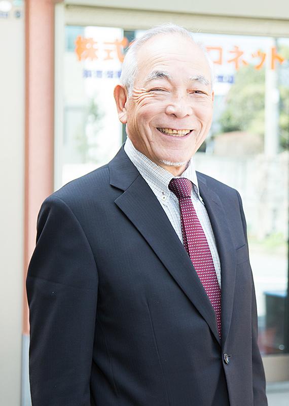 株式会社プロネット 貴田 仰省