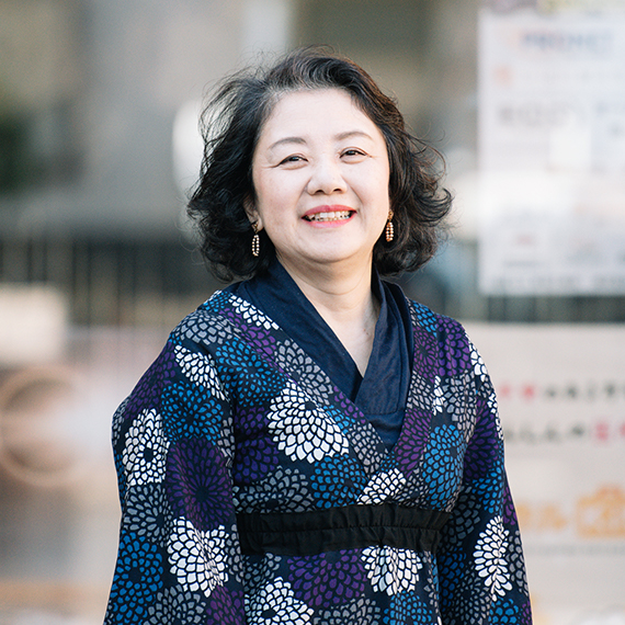 鹿野千恵子